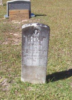 Thomas Monroe Bolton, Jr