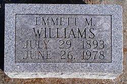 Emmett M. Williams