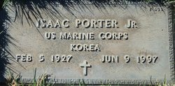 Isaac Porter, Jr