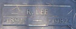 Robert Lee Stowell