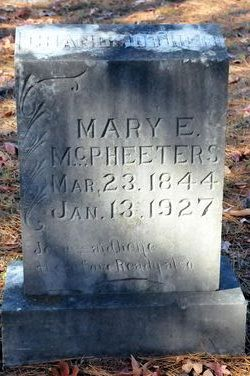 Mary E. McPheeters