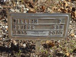 """William R """"Sam"""" Rivers"""