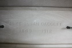 Alice Susan Daggett