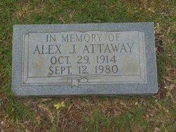 Alex Jackson Attaway