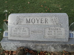 William B Moyer