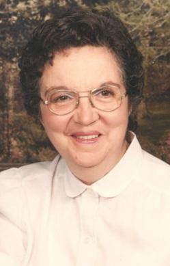Margaret E <I>Lazenby</I> Blackwood