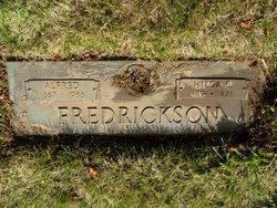 Alfred Fredrickson