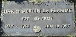 Harry Merlin La Flamme