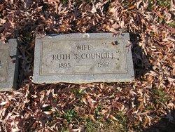 Ruth S. <I>Petersen</I> Councill