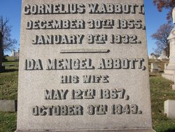 Cornelius Webster Abbott