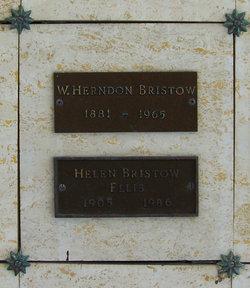 Willie Herndon Bristow