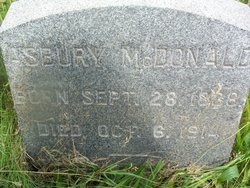 Asbury McDonald