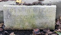 Louise C. Anderson