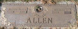 Mildred <I>Andrews</I> Allen
