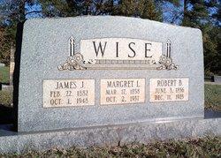 Margaret L <I>Bennett</I> Wise