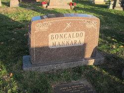 Vincenza <I>Mannara</I> Boncaldo