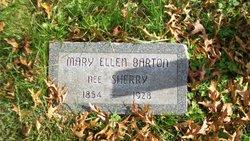 Mary Ellen <I>Sherry</I> Barton