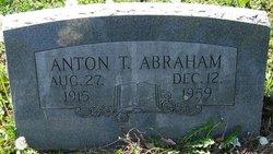 Anton Theodore Abraham