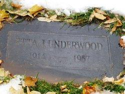 Etta Janice Underwood