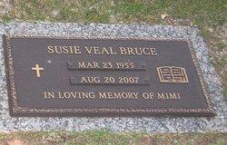 Susie <I>Veal</I> Bruce