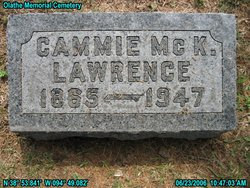 Cammie <I>Mckeever</I> Lawrence