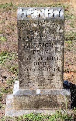 Henry Masters Aldrich
