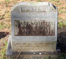 Jessie <I>Malone</I> Wootters