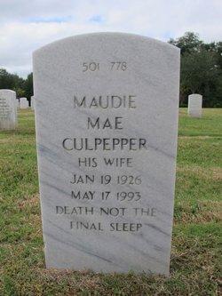 Maudie Mae Culpepper