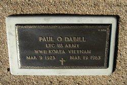 Paul Orval Dabill
