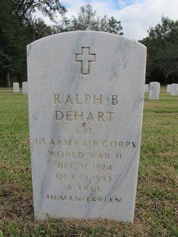 Ralph B Dehart