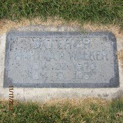 Martha Ann <I>Eyre</I> Walker