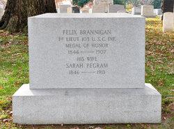1LT Felix Brannigan