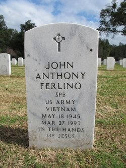 John Anthony Ferlino
