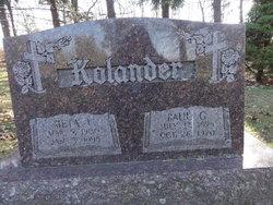 Paul Grislof Kolander