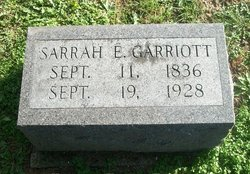 Sarrah E. Garriott