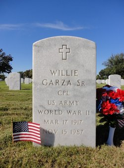 Willie Garza, Sr