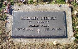 McKinley Hedrick