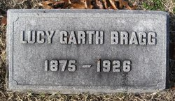 Lucy <I>Garth</I> Bragg
