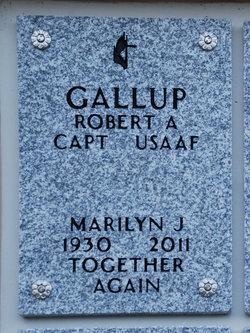 Marilyn Jane Gallup
