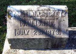 Samuel Overton Crockett