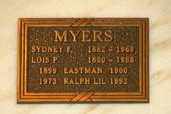 Lois Pearl <I>Proctor</I> Myers