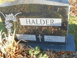 """Alvina """"Viney"""" <I>St Denis</I> Halder"""