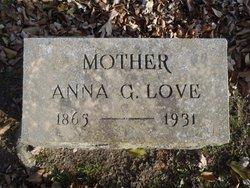Anna <I>Gray</I> Love