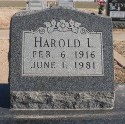 Pvt Harold L Sharkey