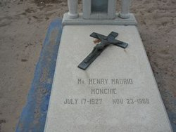 "Henry ""Monchie"" Madrid"