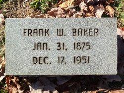 Frank Walter Baker