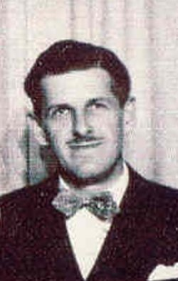 Irving Eugene Parker Marx