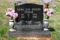 Laura Jean <I>Huggins</I> Stidham