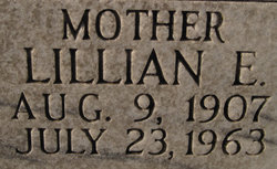 Lillian E <I>Reimer</I> Adams
