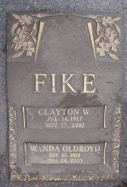 Clayton Walter Fike